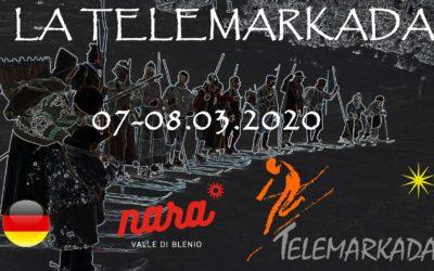 7-8.03.2020 – Nara – Telemarkada 2020 (Deutsch)