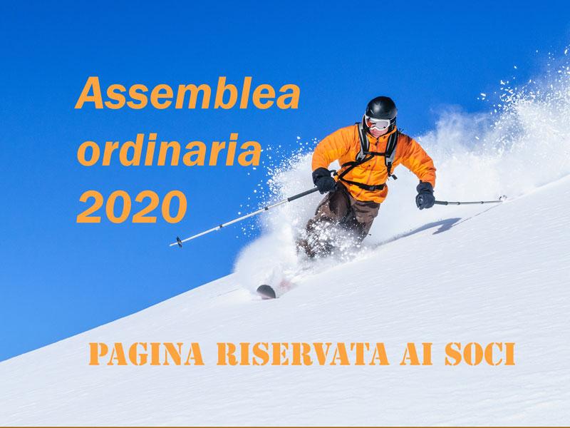 Protetto: Assemblea 2020 (pagina per i soci)