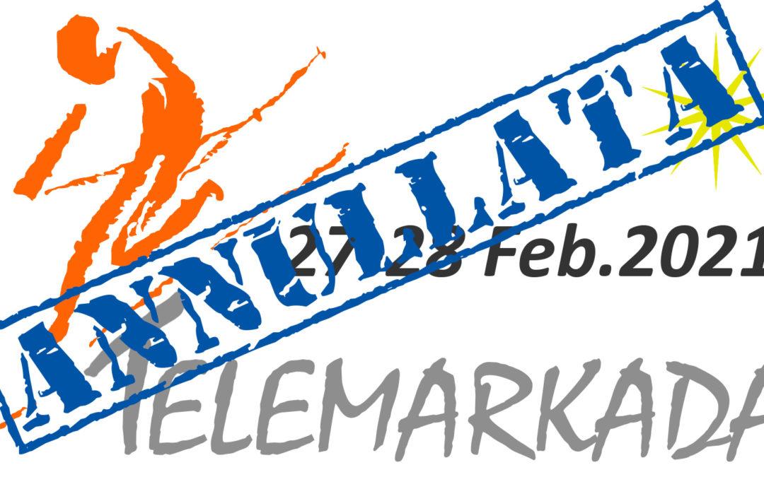 27-28.02.2021 – Telemarkada 2021 / ANNULLATA :-(